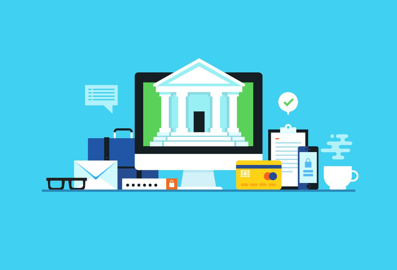 Internet Banking Graphics