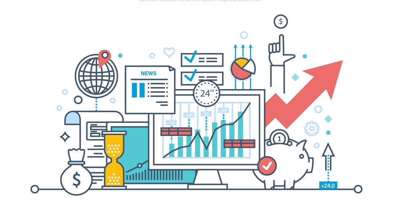 Stock Trading Graphics