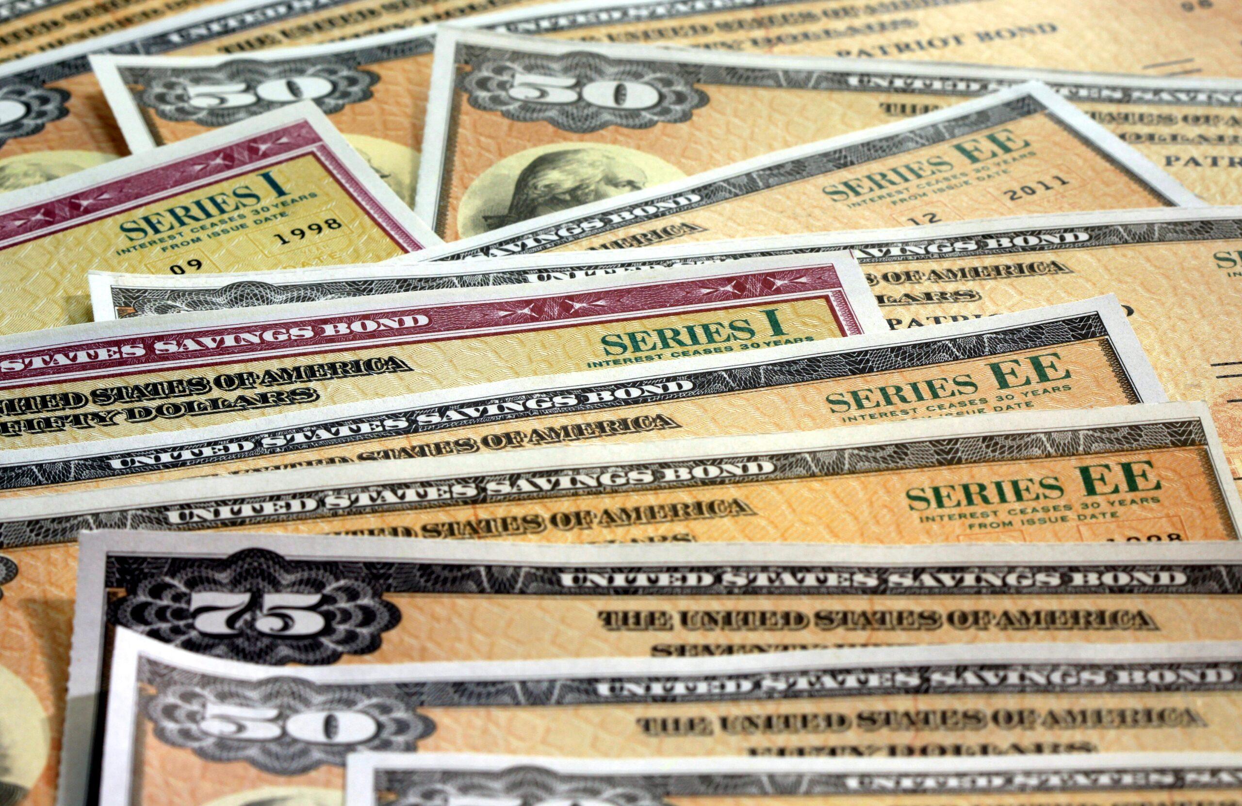 Series EE government bonds