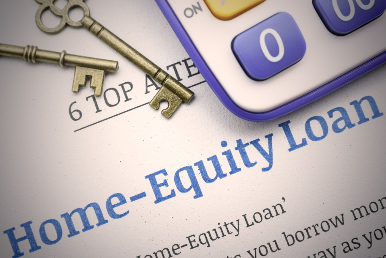 Home Equity Loan Application