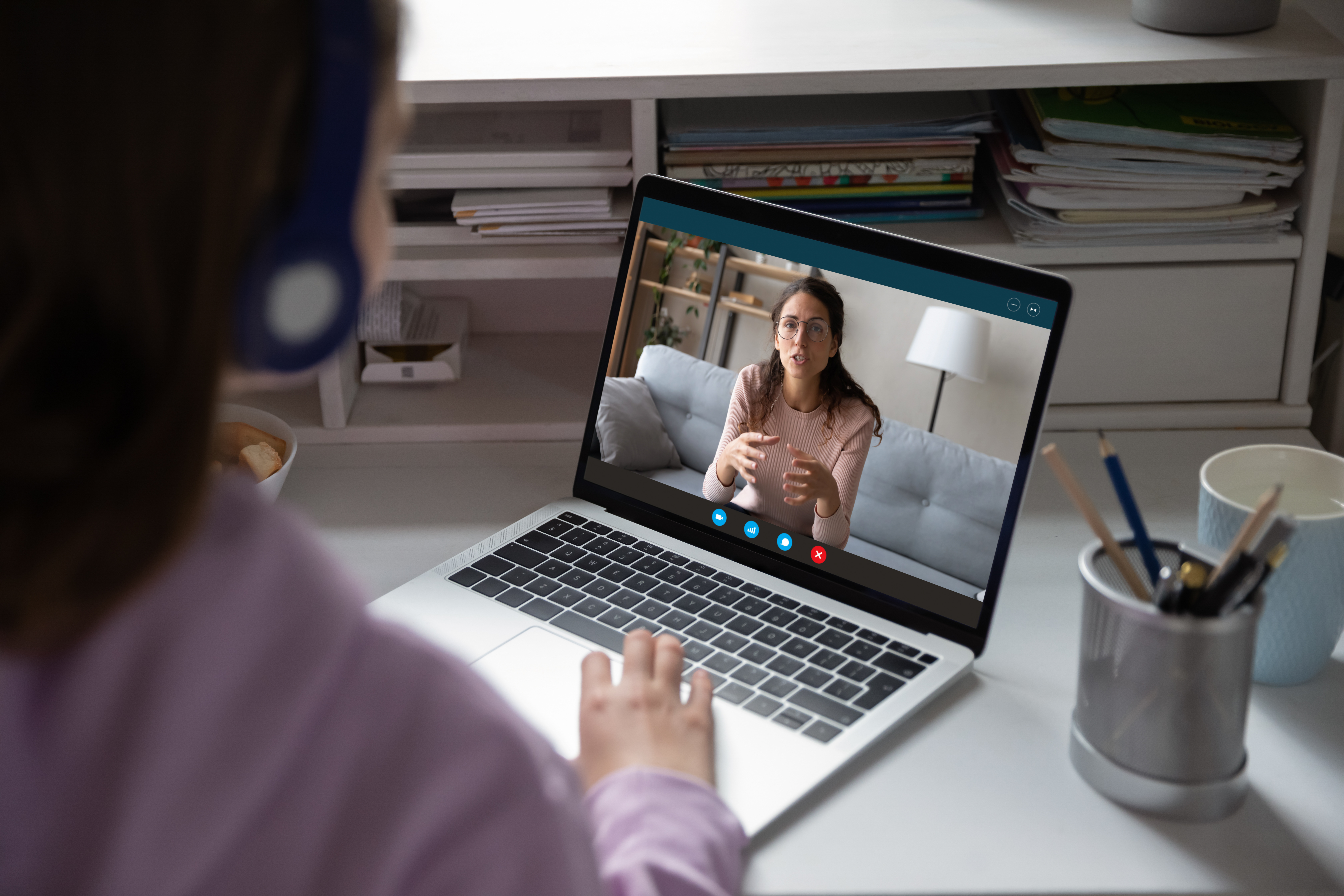 video conference tutoring
