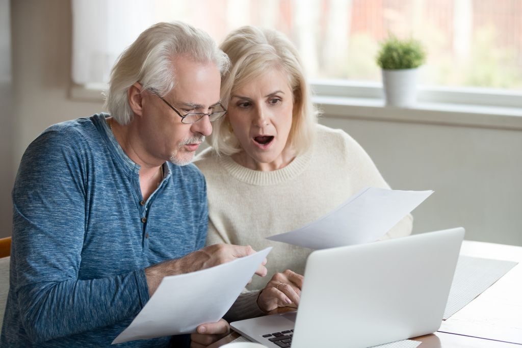 Retired Couple Shocked by Financial Mistakes on Letter