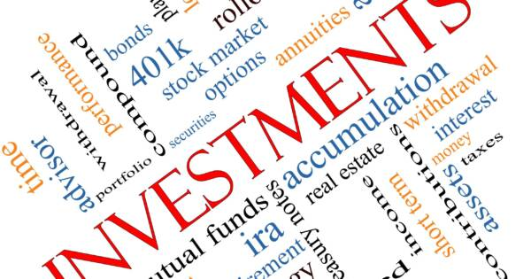 Common Investing Terms That Everyone Should Know