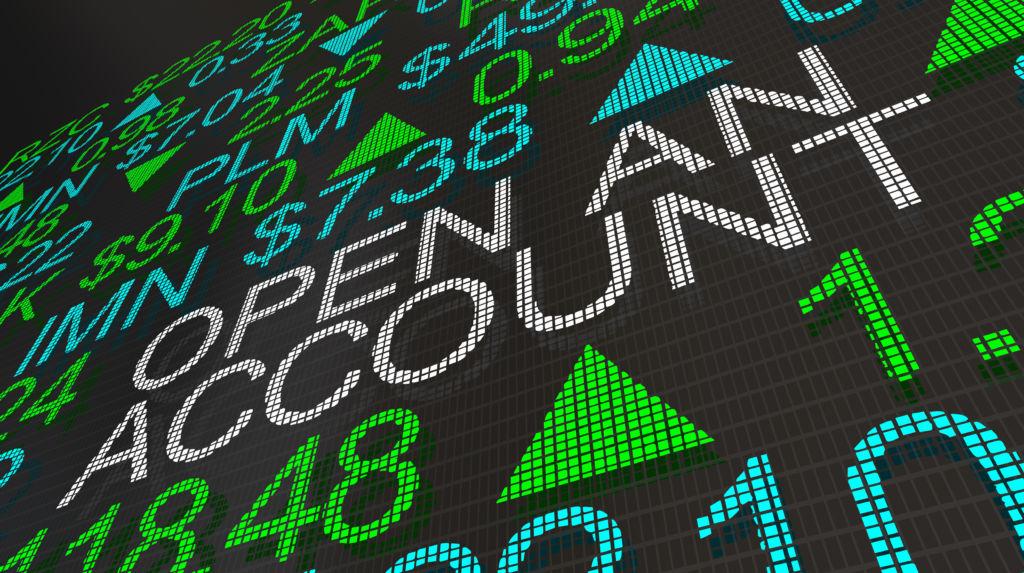 Stock Market Digital Display