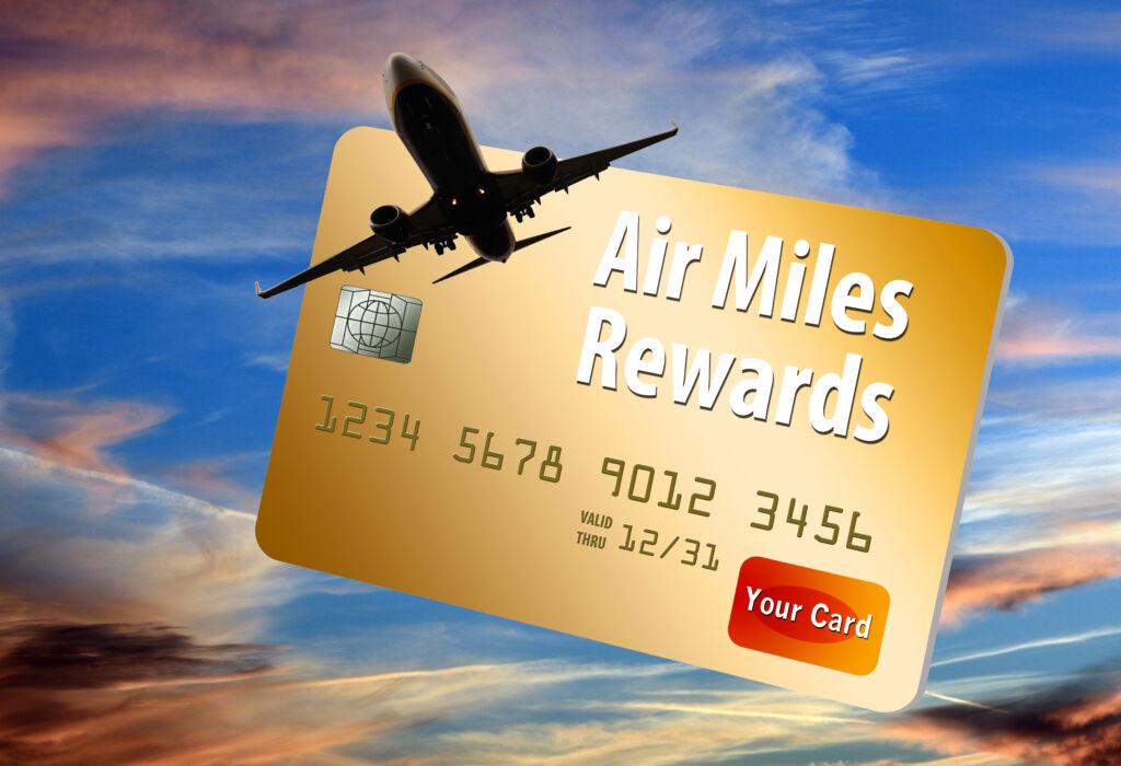 Credit Card with Air Mile Rewards