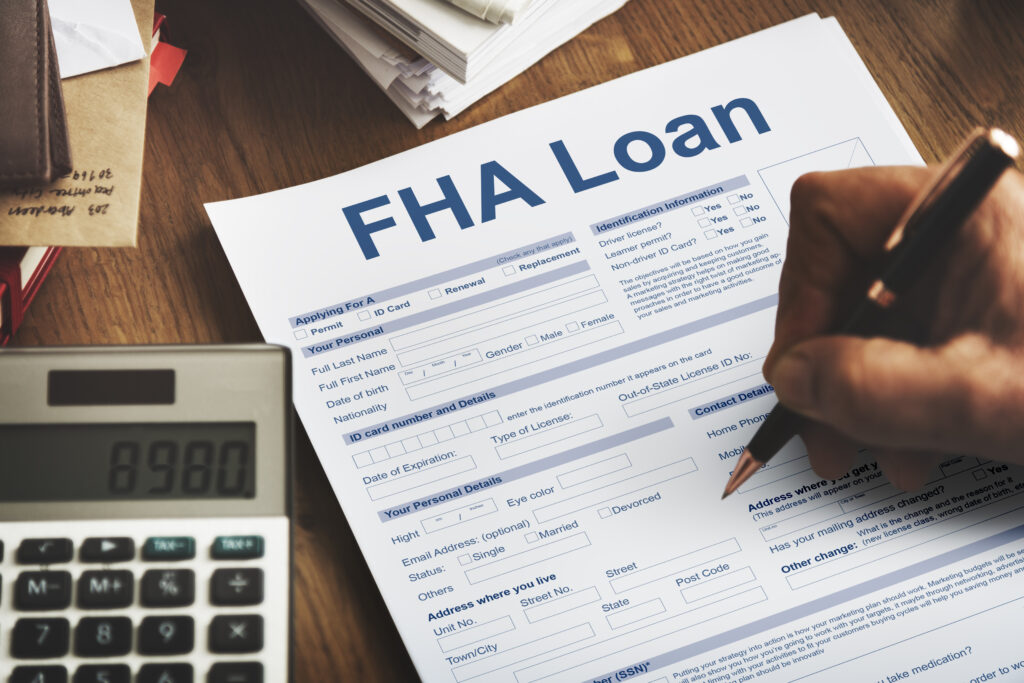 FHA Loan Application and Calculator