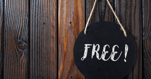 """Why You Should Always Be Wary of """"Free"""" Offers"""