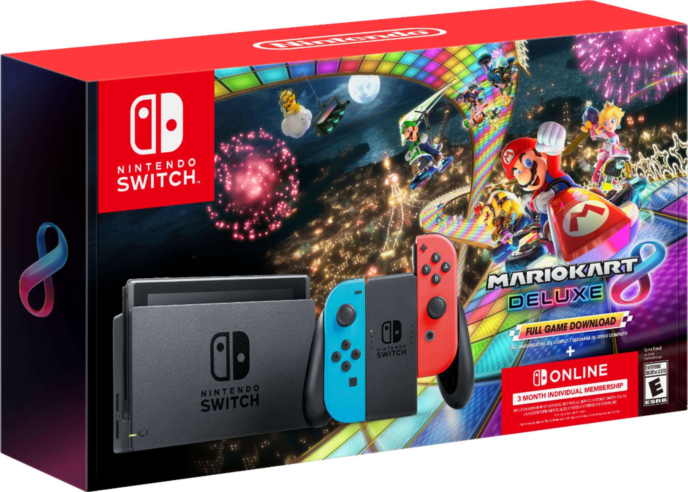 Black Friday Nintendo Switch Bundle