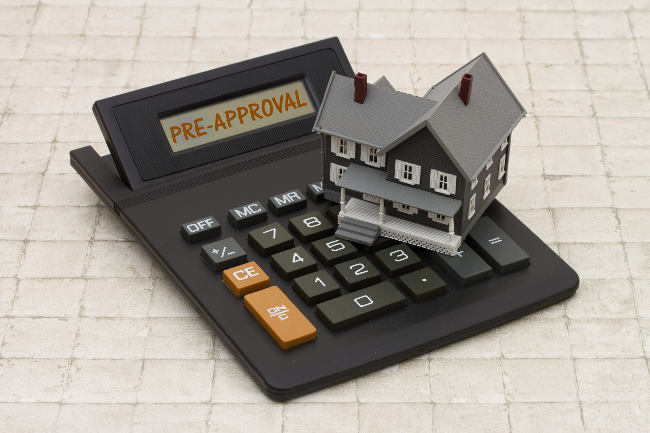 Home Pre-approval Calculator