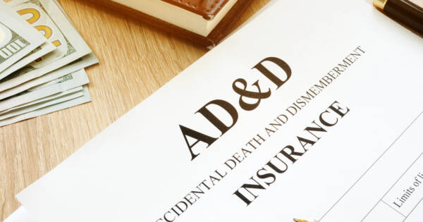 AD&D Insurance: Everything You Need to Know