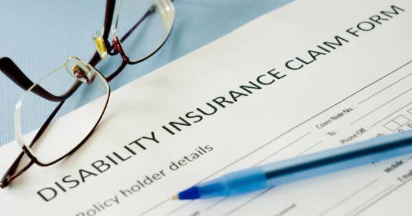 Short Term Disability Insurance Paperwork