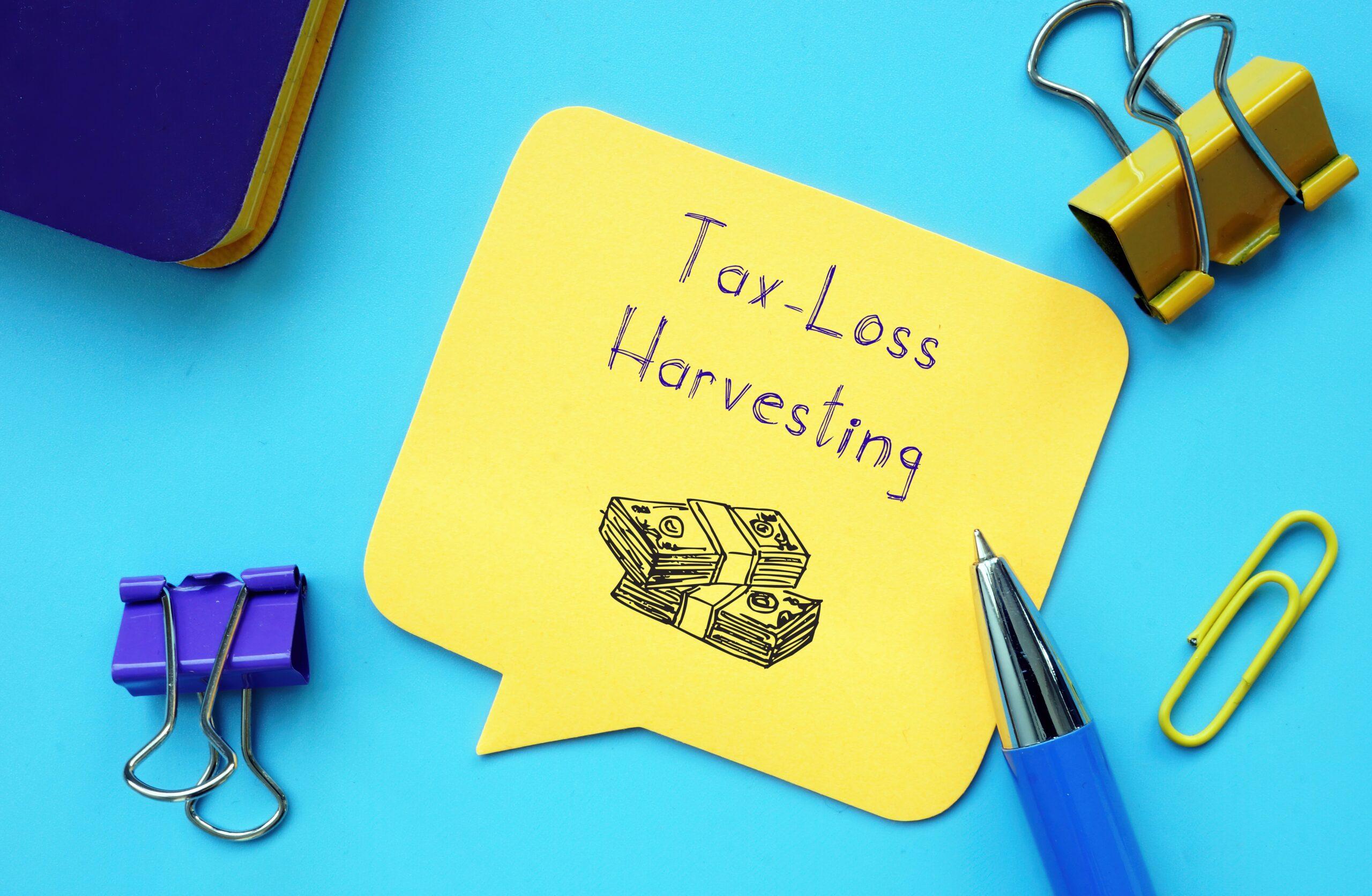 Tax Loss Harvesting