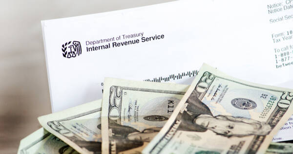 Those IRS Letters About Garnishing Your Stimulus Were a Mistake
