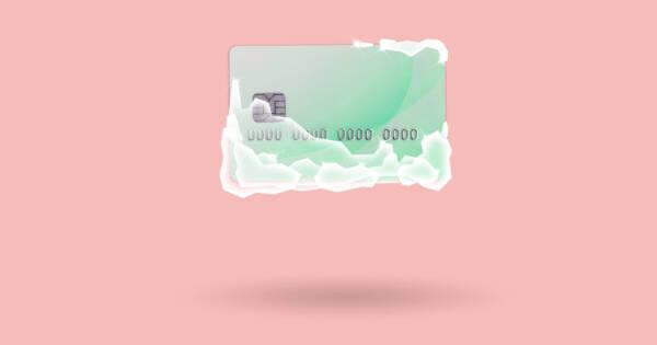 Frozen Credit Card