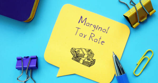 What's Your Marginal Tax Rate?
