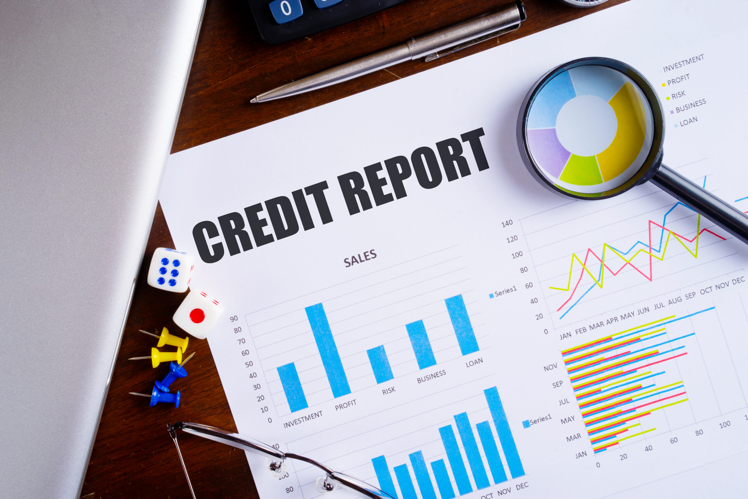 how long things stay on your credit report