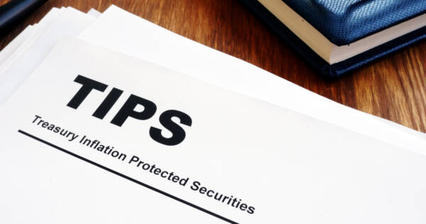 Treasury Inflation Protected Securities TIPS