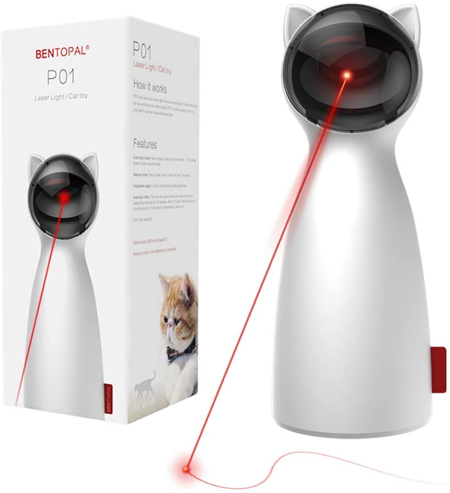 BENTOPAL Cat Laser Toy