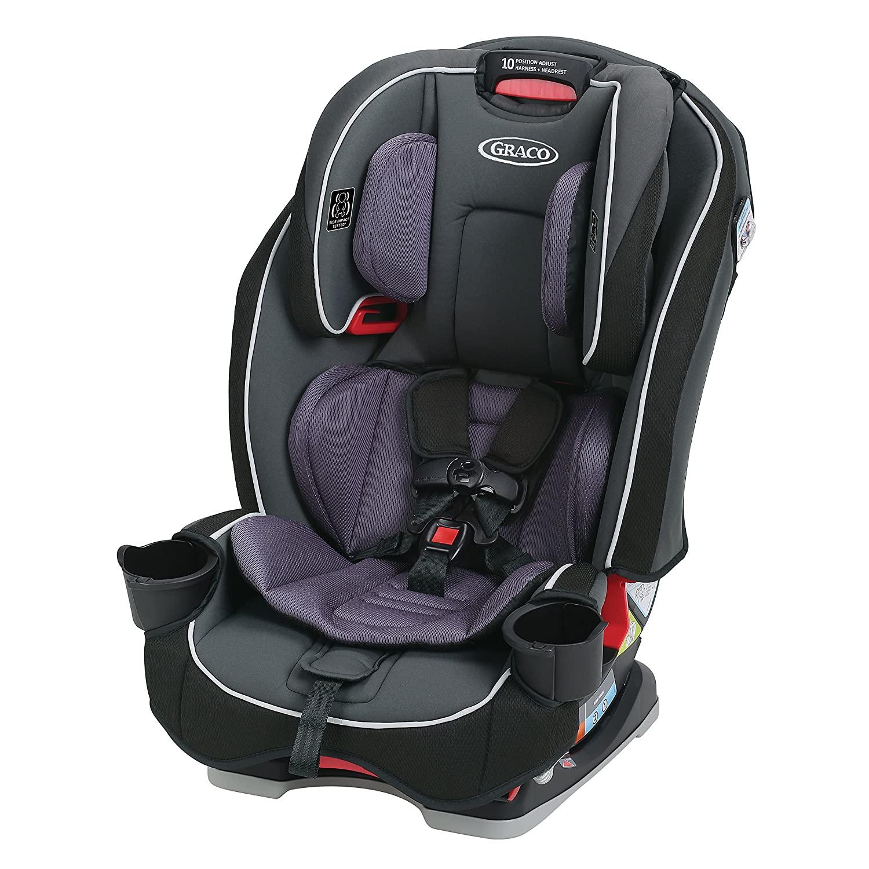 Graco SlimFit 3 in 1 Convertible Car Seat