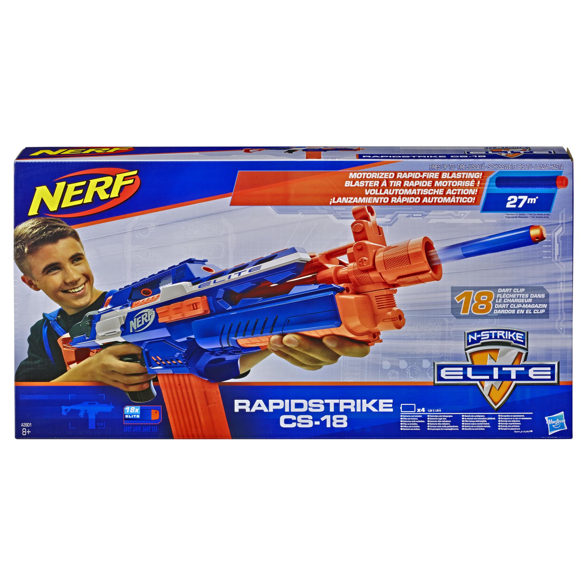 Nerf N-Strike Elite CS-18 Blaster