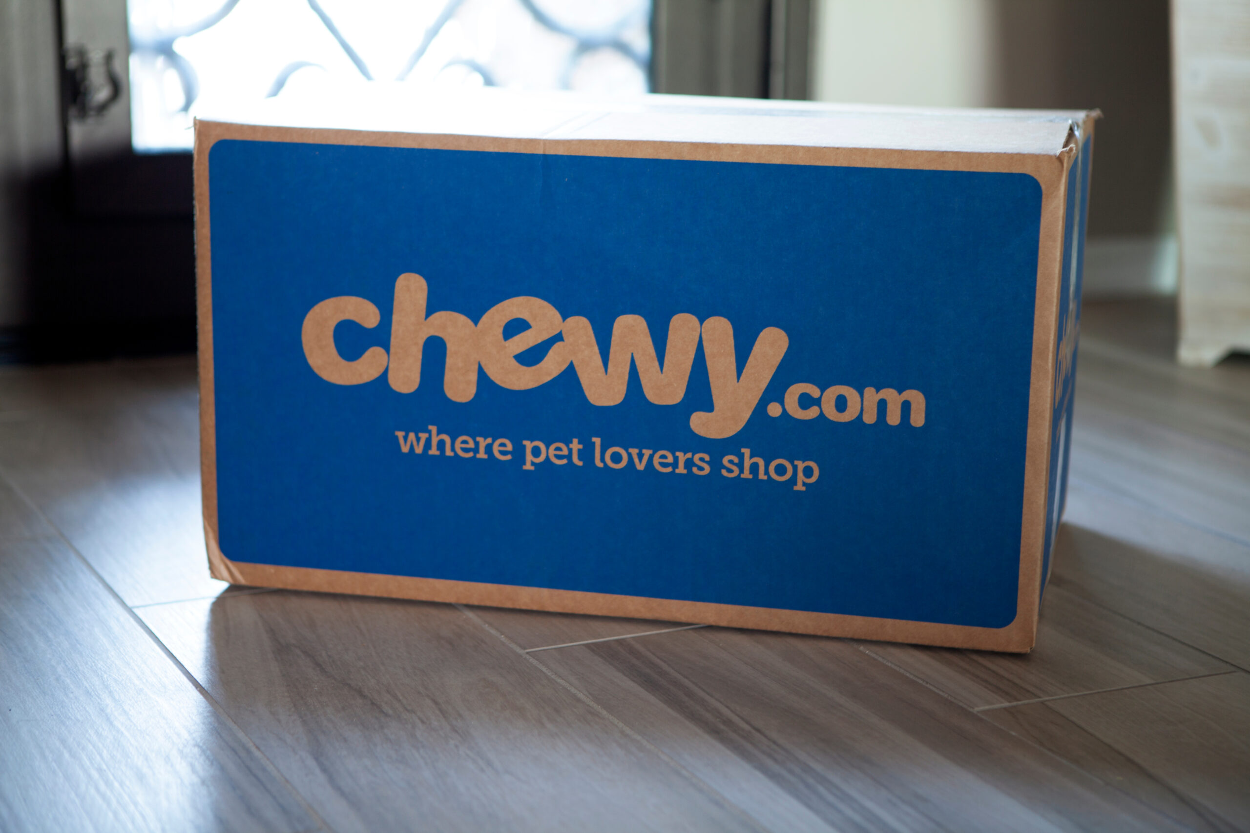 Pet Essentials from Chewy