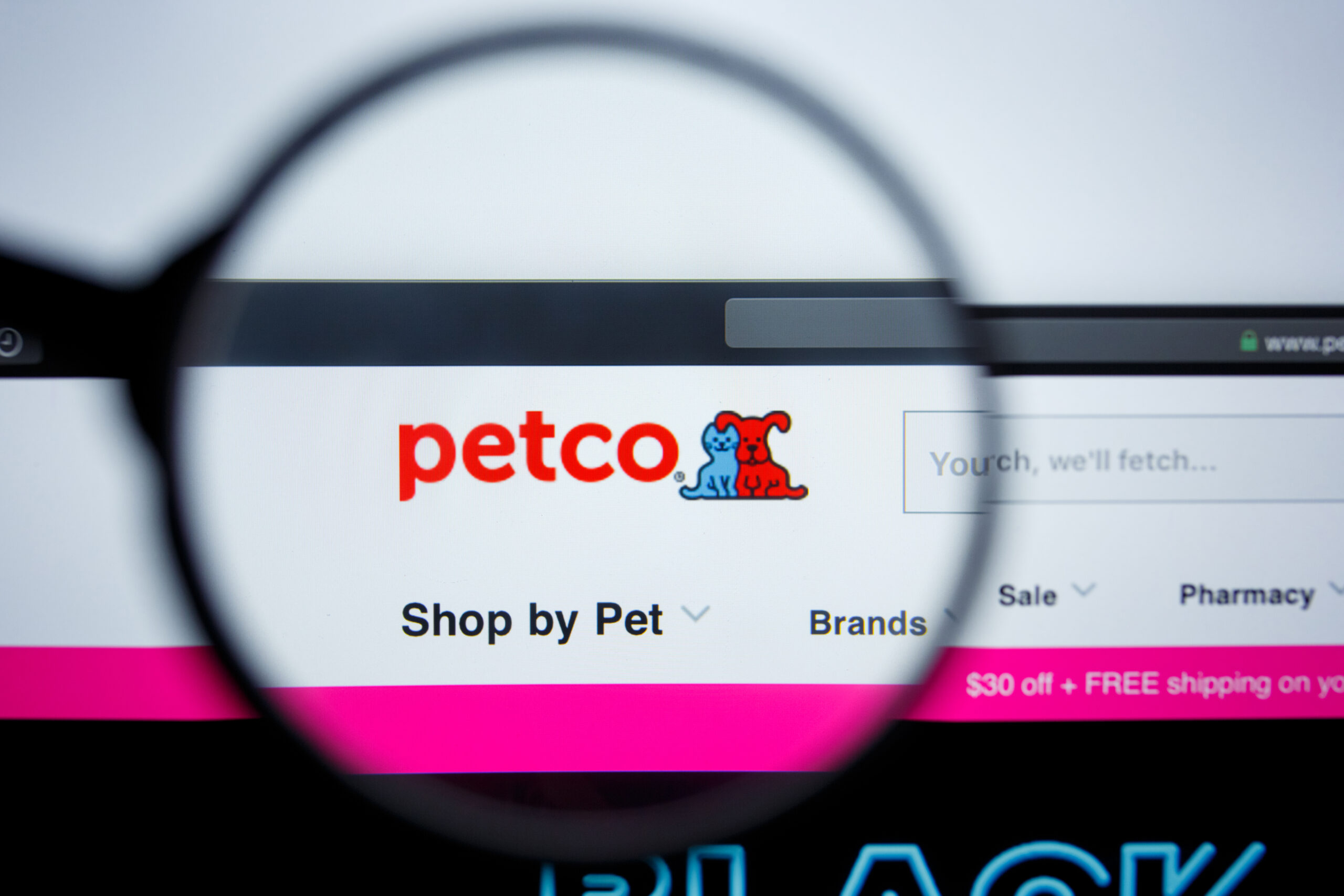 Pet Supplies from Petco
