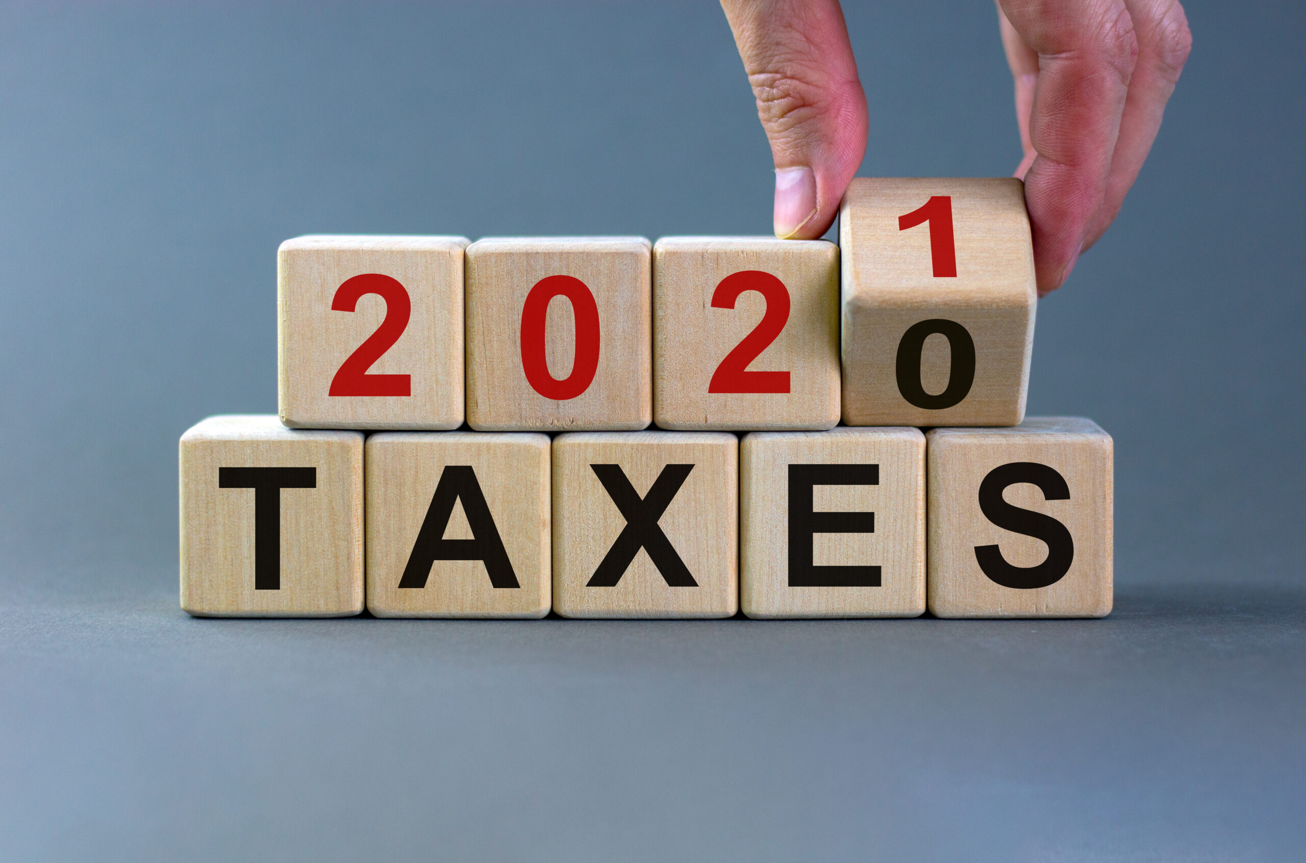 2021 Tax Year Changes