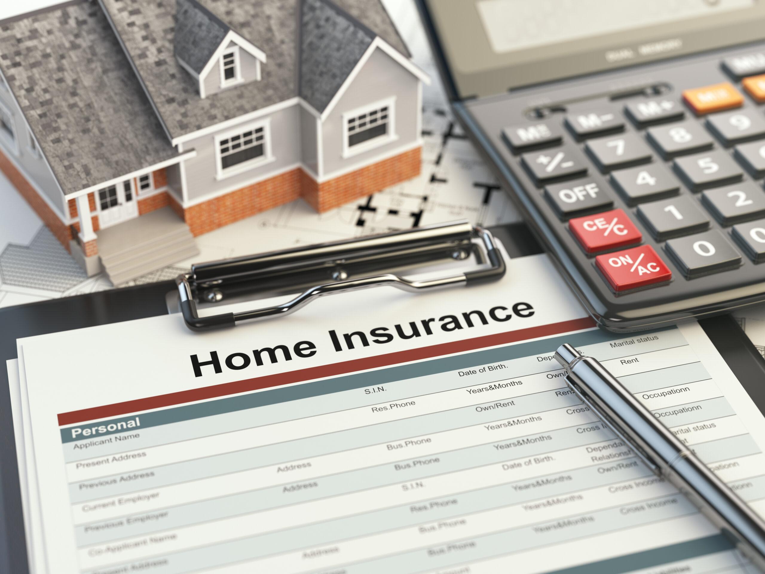 homeowners insurance tax deductible