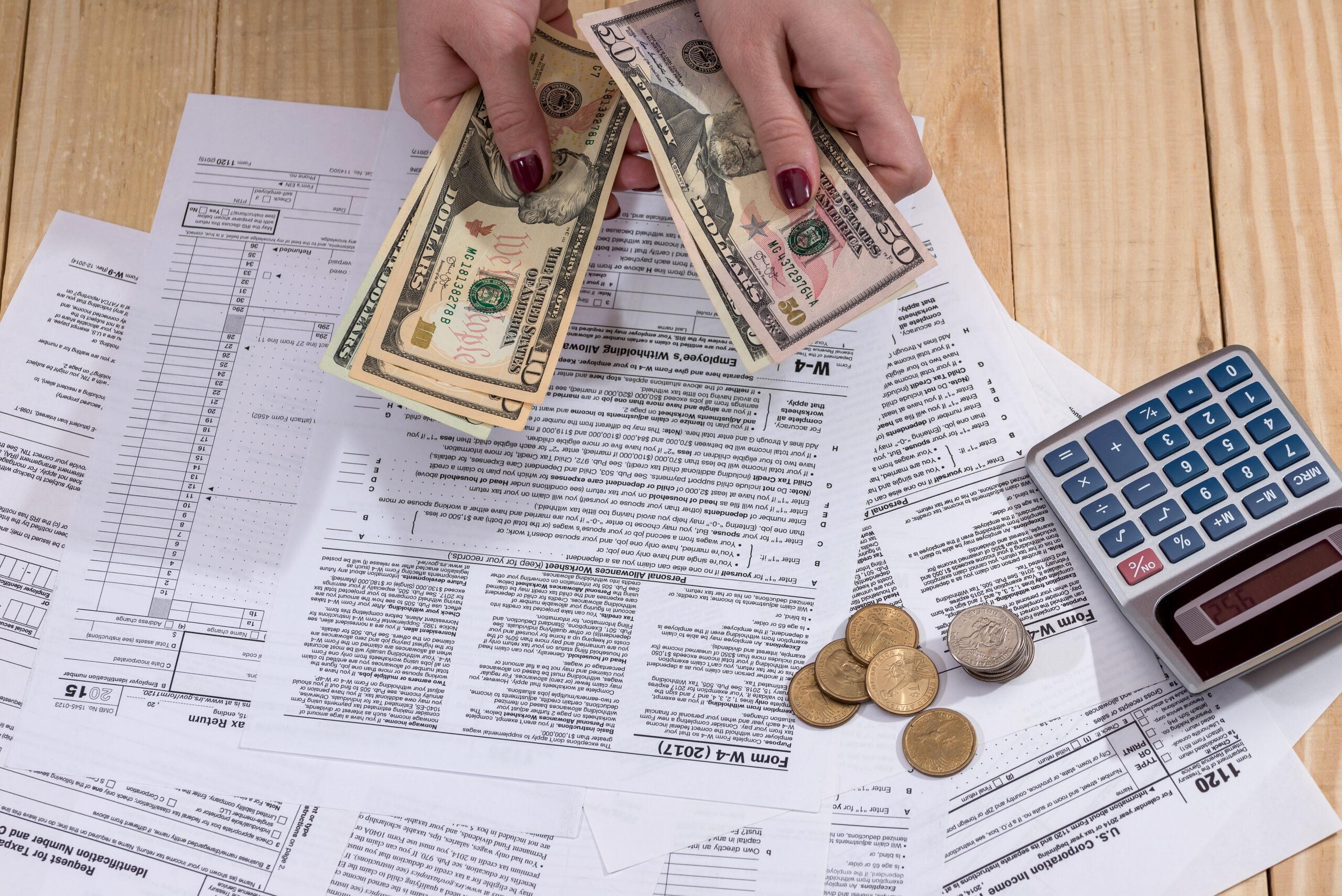 Tax Return Taxable Income