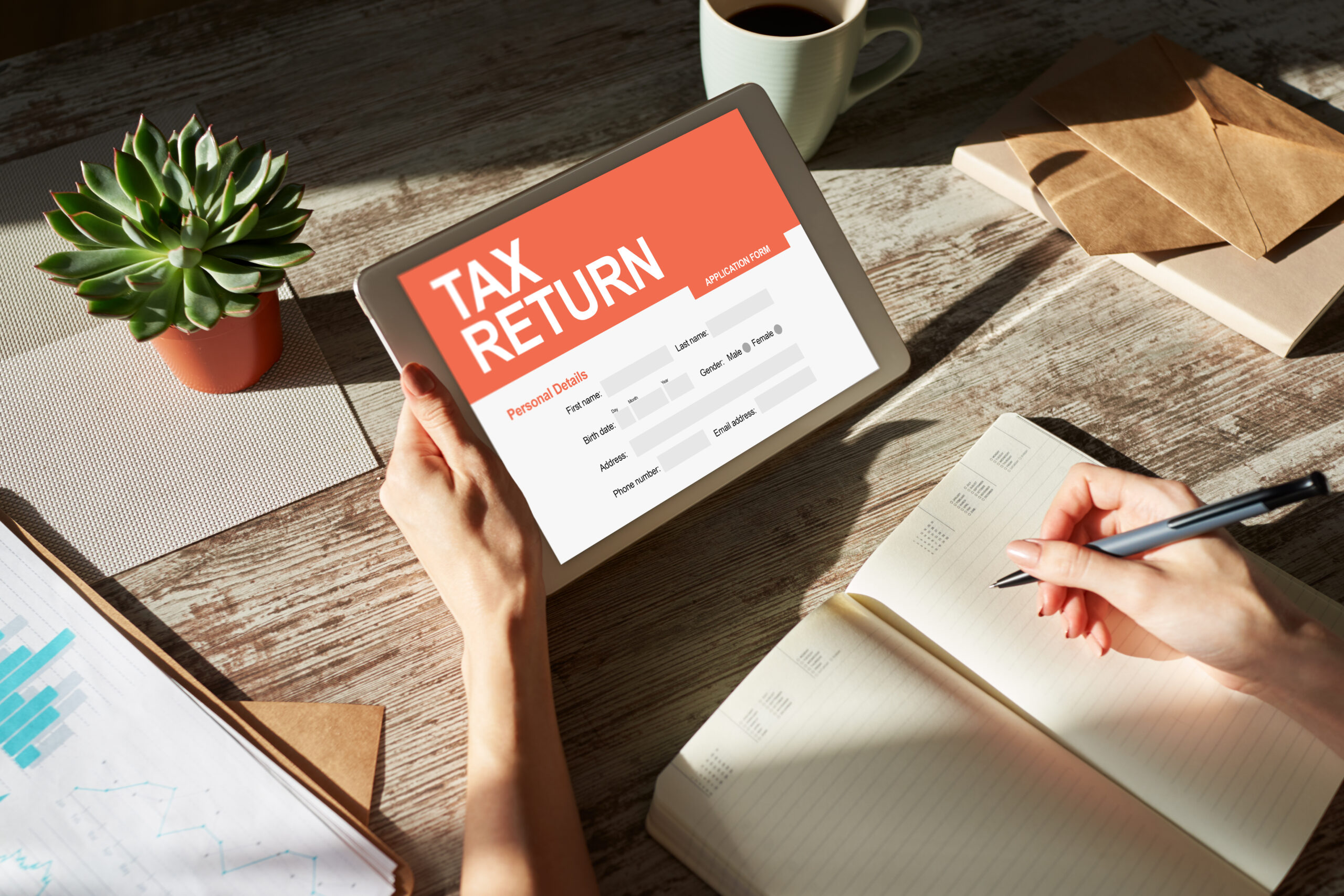 online tax return software